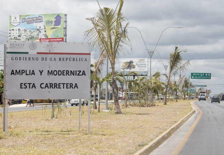 Para Quintana Roo se aprobaron tres mil 729 millones de pesos en el período del 2010 al 2013. (Israel Leal/SIPSE)
