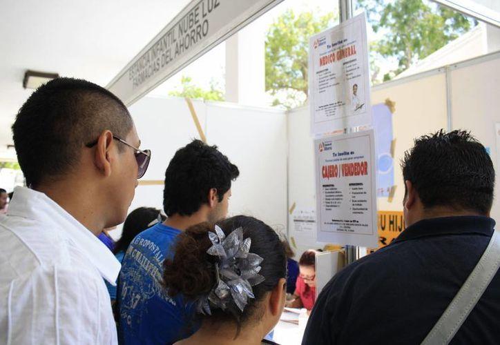 En las ferias de empelo que se realizarán en municipios de Quintana Roo, se ofertarán alrededor de ocho mil plazas. (Harold Alcocer/SIPSE)