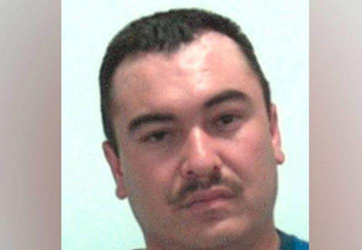 Juan José Muñoz Reyna, alias JJ o El Señor de los Lentes. La imagen fue tomada de la página oficial de la PGJE de Sonora.