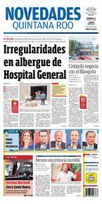 Irregularidades en albergue de Hospital General