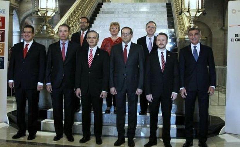 Al evento asistieron 25 enlaces y 15 representantes de infraestructura de 15 estados. (POSTA)