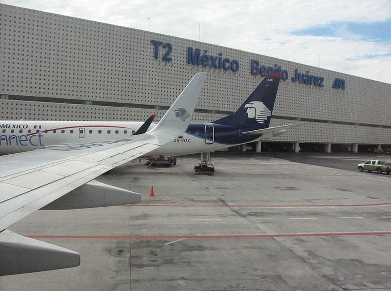 Resultado de imagen para Aeropuerto AICM