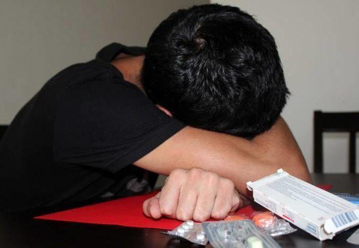 El suicidio por ahorcamiento de un joven en Chablekal se suma a las más de 100 muertes auto infligidas en Yucatán en lo que va del semestre, cuando en el primer semestre de 2015 la cifra fue de unos 80 suicidios. (Foto de contexto de Milenio Novedades)