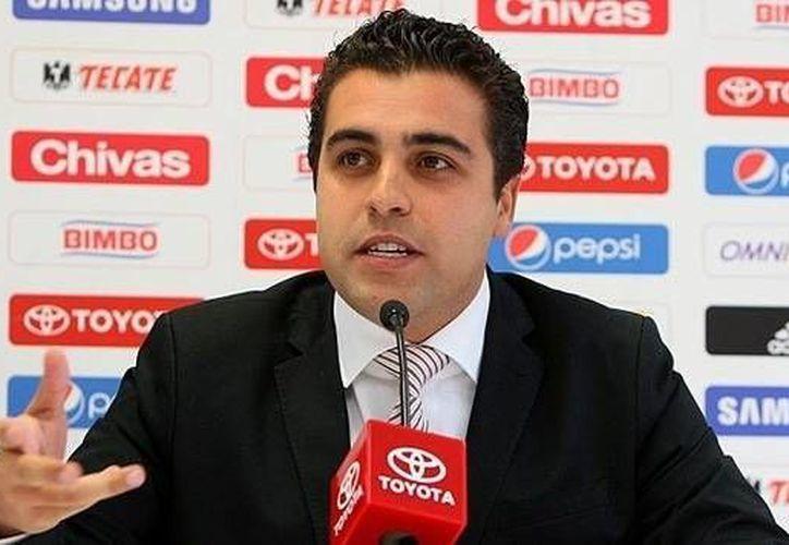 Marcelo Michel Leaño asumió en junio del año pasado el cargo de director deportivo. (www.telediario.mx/Archivo)