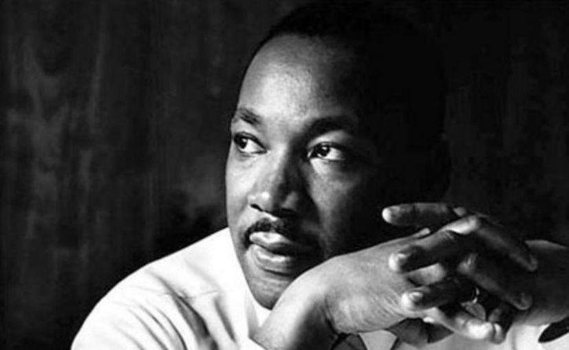 Luther King recibió el Nobel de la Paz en 1964. (Milenio)