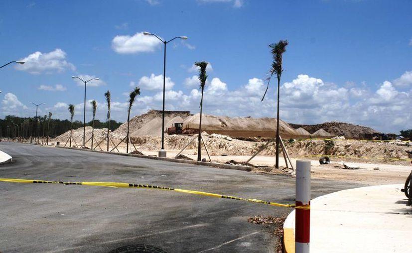 En la parte oriente de la ciudad se han identificado al menos 400 lotes que se encuentran baldíos. (Octavio Martínez/SIPSE)