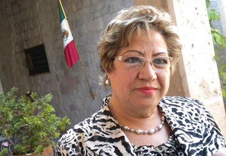 Salma Karrum Cervantes, presidenta de Huetamo, Michoacán, es acusada junto con otros dos alcaldes de delitos contra la salud. Este lunes recibió auto de formal prisión. (Archivo/Excélsior)