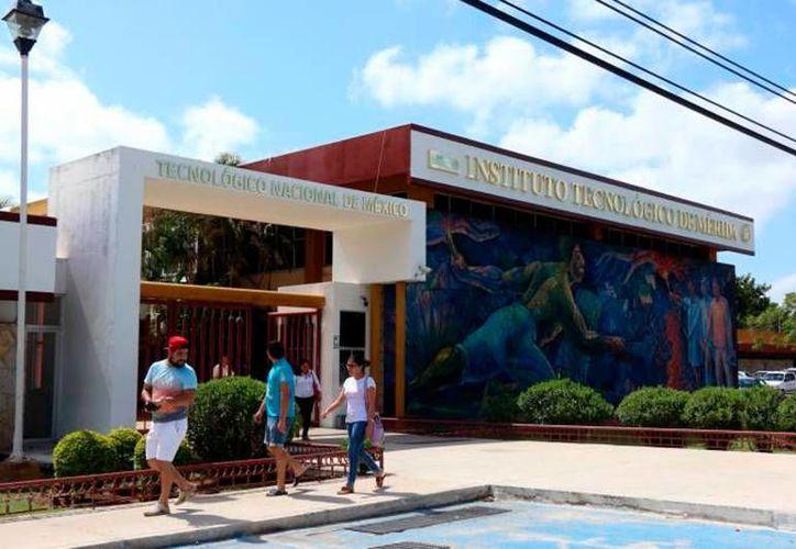 El Instituto Tecnológico de Mérida cumple 55 años, y lo celebrará en grande. (SIPSE/Archivo)