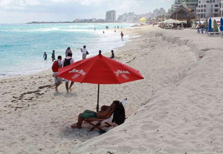 Los desarrollos turísticos son el principal enemigo de las playas. (Ivette Ycos/SIPSE)