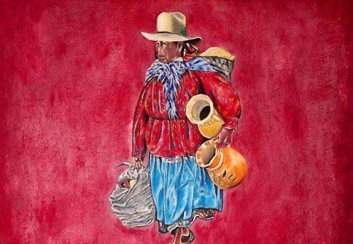 En la hacienda Tebec del municipio de Umán, es muy conocida la historia de la 'señora de los cántaros'. (Jorge Moreno/Milenio Novedades)