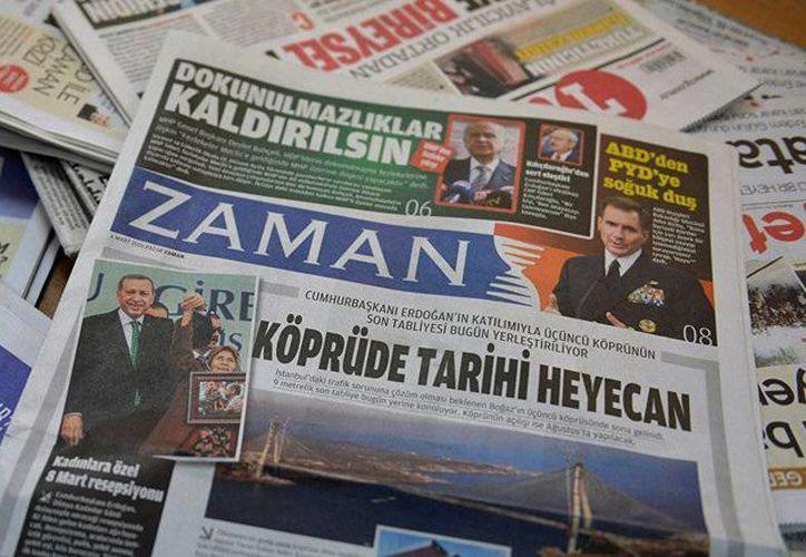 El gobierno turco ha ordenado el cierre de varios medios de comunicación en el país tras la intentona golpista. (Archivo/Agencias)