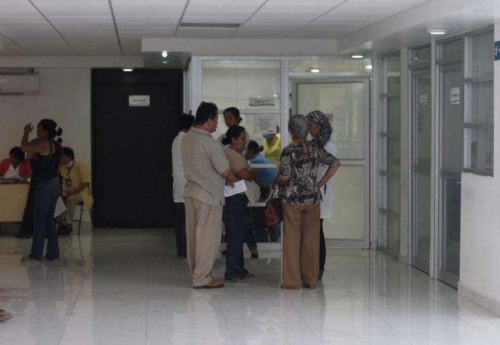 En Quintana Roo hace falta infraestructura en salud. (Harold Alcocer/SIPSE)