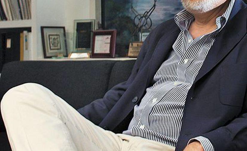 El exencargado de la inteligencia mexicana, Guillermo Valdés. (Milenio)