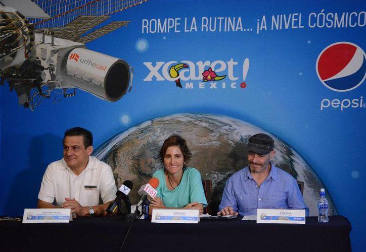 En conferencia de prensa, dieron a conocer los pormenores para el cortometraje. (Victoria González/SIPSE)