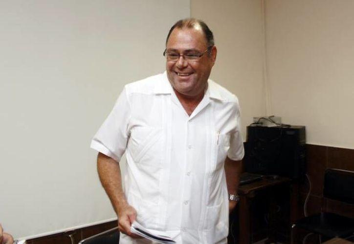 El director del Centro de Investigaciones Regionales (CIR) de la UADY, Jorge Zavala Castro, dijo que el objetivo del proyecto Stamina de creación de empresas no es solo tener éxito a nivel local sino mundial. (Foto de archivo de SIPSE)
