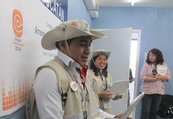 Las autoridades prevén que en diciembre se publiquen los primeros resultados del censo. (Ana Hernández/SIPSE)