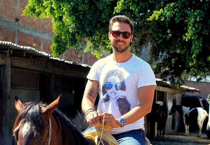 Harry desapareció en Michoacán el pasado mes de enero. (Facebook/Harry Devert)