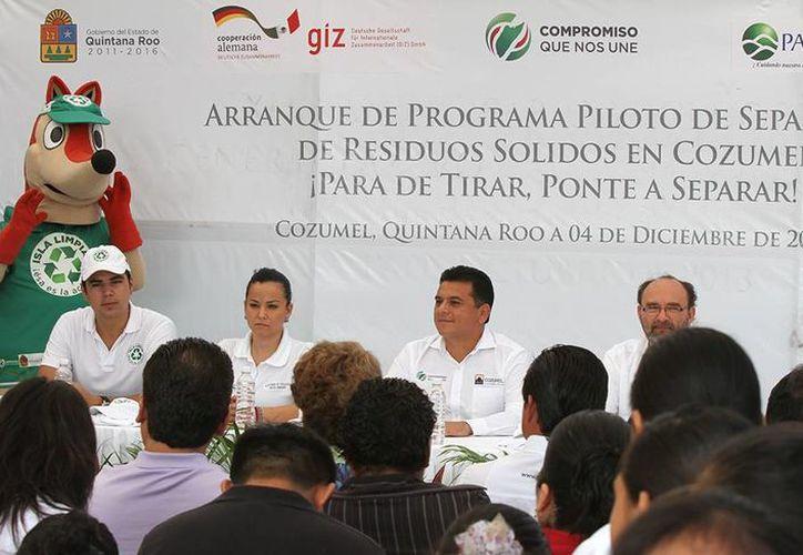 """El evento tuvo lugar en la colonia """"Emiliano Zapata"""", en la confluencia de las calles 14, entre 70 y 75. (Cortesía/SIPSE)"""