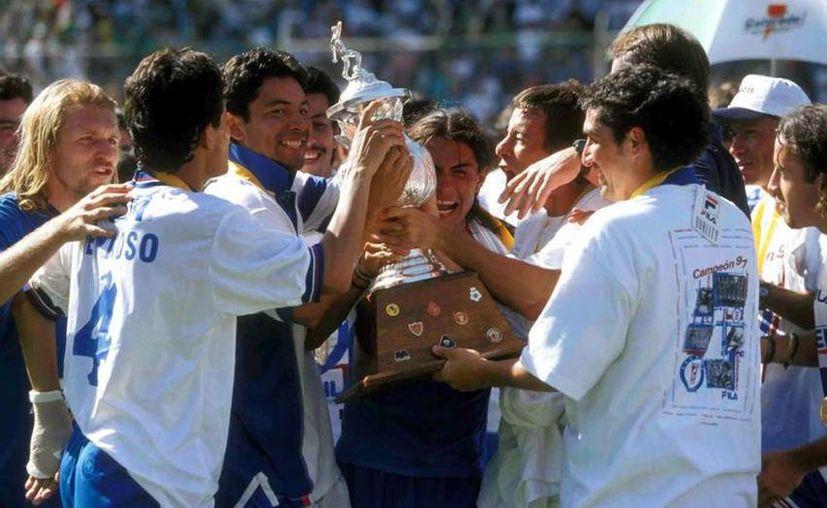 Desde 1997, el Cruz Azul no ha conquistado el campeonato del futbol mexicano, sin embargo, se han quedado cerca en cinco ocasiones.(Foto tomada de Mediotiempo)