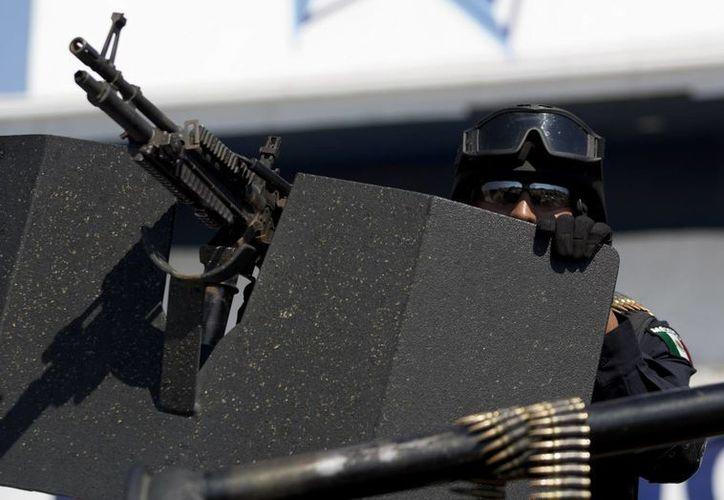 Michoacán ha sido 'invadido' por las fuerzas federales desde la administración de Felipe Calderón. (Agencias)