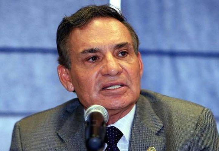 Alonso Pérez, titular de la Codeme, solicita también 150 mdp para este organismo. (www.mediotiempo.com)
