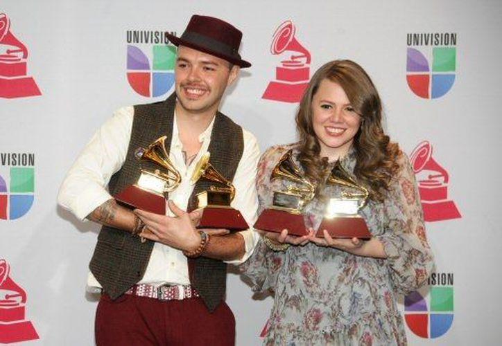 La canción 'Corre' triunfó en la noche de la entrega de los Grammy. (Agencias)
