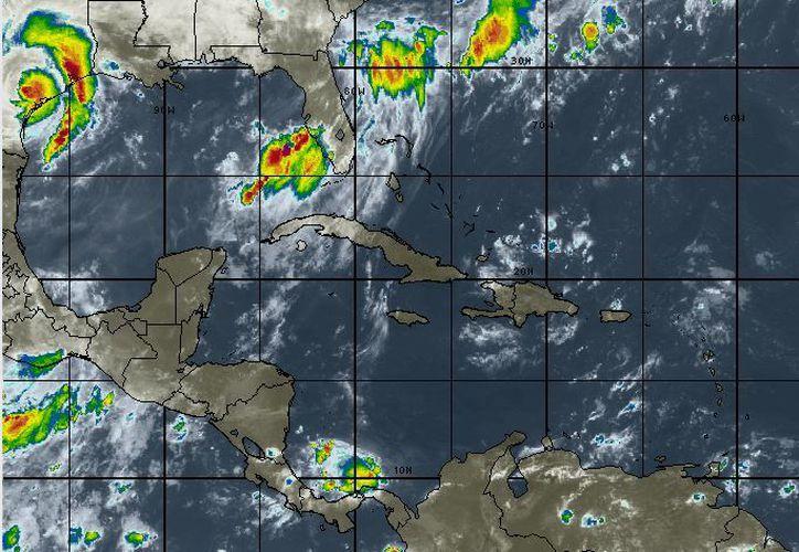 La probabilidad de lluvias en la entidad es del 20%.  (Intellicast)