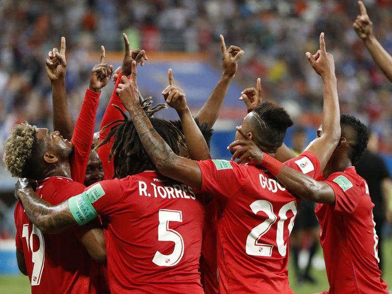 En apenas su segundo partido mundialista, Panamá le anotó a Inglaterra, por lo que ahora quiere puntos (Foto AP)