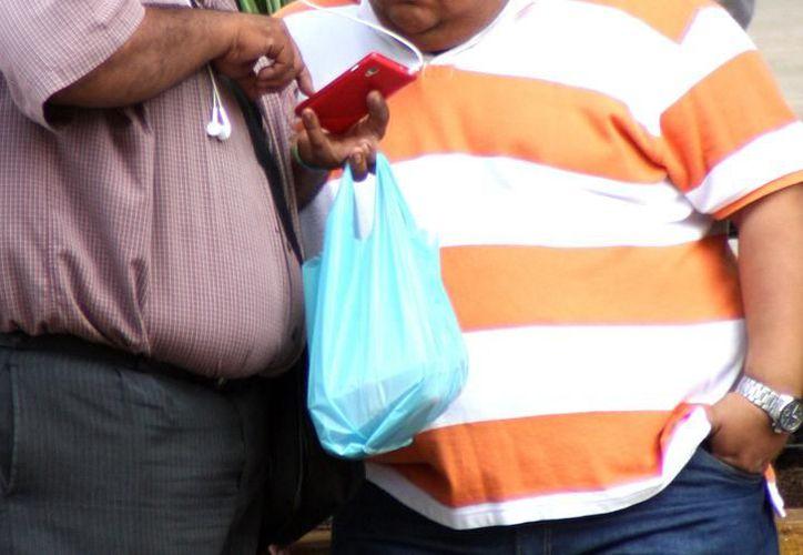 La obesidad continúa imparable: 34% más casos que en 2017. (Milenio Novedades)
