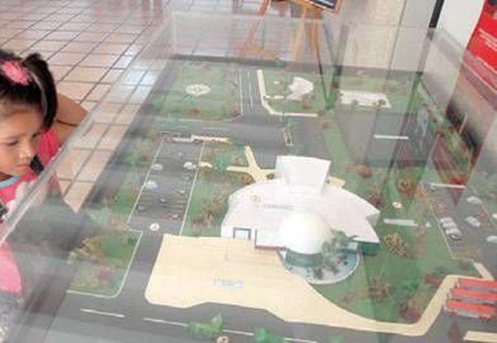 Para el complejo se invirtieron 40 millones de pesos, con un periodo de construcción de siete meses. (Israel Leal/SIPSE)