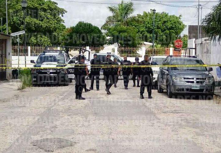 El municipio de Benito Juárez ha registrado 81 ejecuciones en lo que va del año. (Eric Galindo/SIPSE)