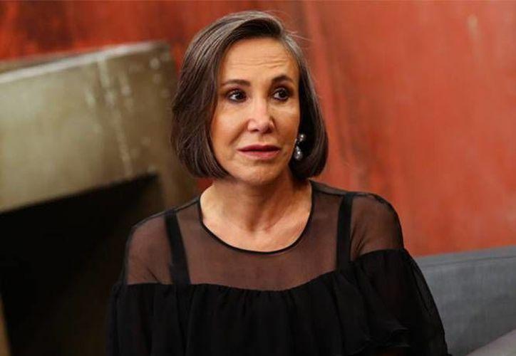 Florinda Meza se encuentra en Panamá promocionando la obra que fue presentada en Broadway, antes de la muerte del famoso comediante.(Notimex)