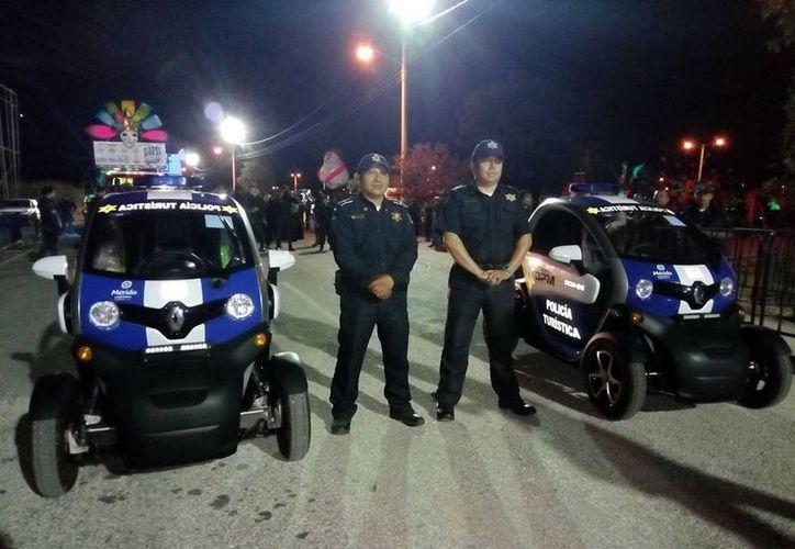 """Proyectan que la Policía Municipal de Mérida tenga bajo su mando a los """"guardaparques"""". (Foto: Milenio Novedades)"""