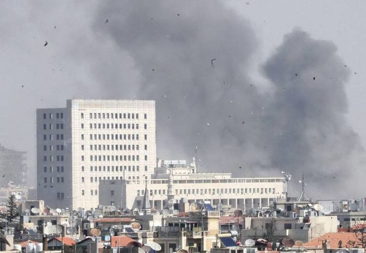 La violencia en Siria continua debido a la guerra civil que ese país enfrenta. (EFE)