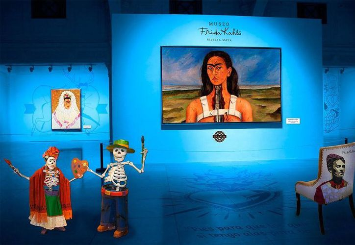 El museo Frida Kahlo abrirá sus puertas en Playa del Carmen en 2017. (Cortesía)
