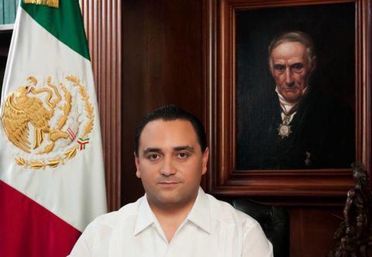 El gobernador Roberto Borge Angulo. (Archivo/SIPSE)