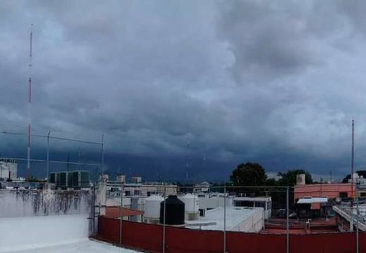 Pronostican tormentas con actividad eléctrica para hoy. (Archivo/ SIPSE)