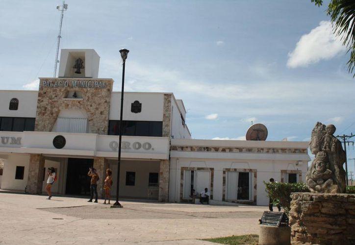 El Ayuntamiento de Tulum invita a los morosos a aprovechar los descuentos en el pago del predial. (Sara Cauich/SIPSE)