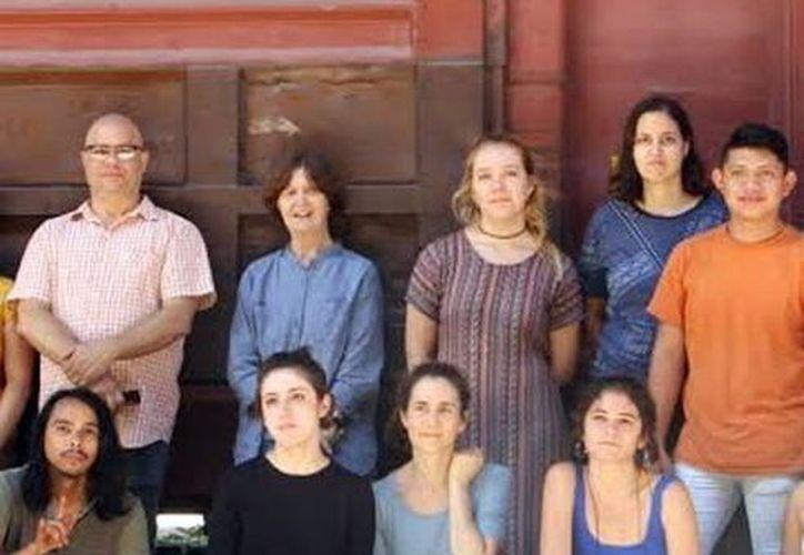 La Escuela Superior de Artes de Yucatán (ESAY), la Kunstakademie de Münster de Alemania y la fundación Gruber Jez cerraron el simposio de escultura. (Milenio Novedades)
