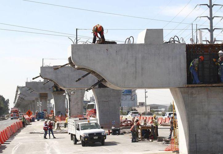 Las obras de infraestructura, entre lo más afectado por el recorte presupuestal a los estados. Imagen de contexto. (Archivo/Notimex)