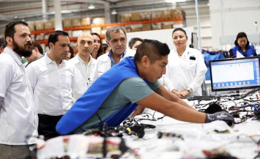 Más yucatecos pueden tener acceso a un empleo, en buena parte por las acciones del Gobierno que motivan a la inversión privada. (Novedades Yucatán)