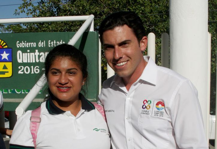 En Cancún se fortalecerá la prevención de delitos dentro de las escuelas. (Foto: Boletín Benito Juárez).
