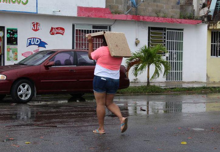 Existe la posibilidad de que las condiciones meteorológicas colaboren con el desarrollo de una onda tropical sobre el mar Caribe. (SIPSE)