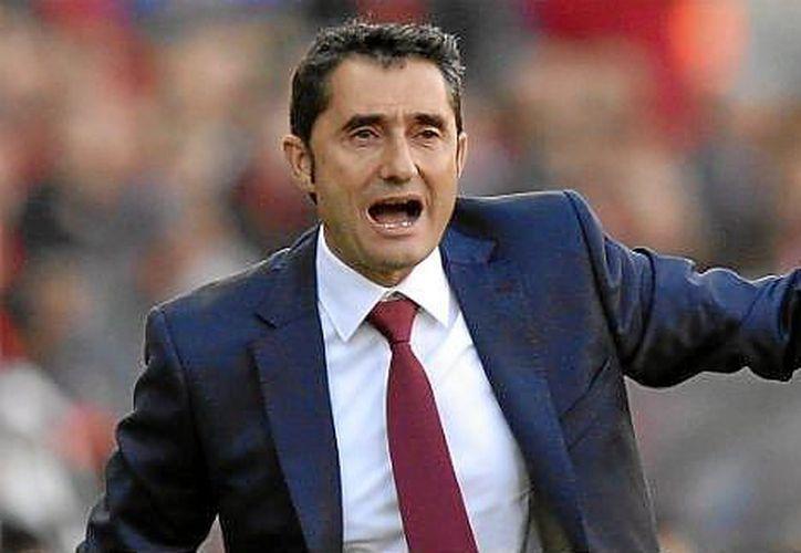 Valverde, inició su carrera como técnico asistente en el Athletic Club. (Estadio Deportivo)