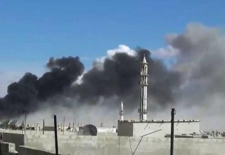 El pasado 30 de septiembre la fuerza aérea rusa inició ataques contra el Estado Islámico en Siria. (Archivo/AP)
