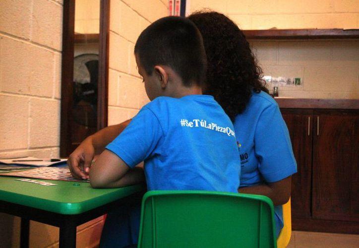 El centro Kodomo iniciará un programa de alimentación especial para niños con autismo. (Octavio Martínez/SIPSE)