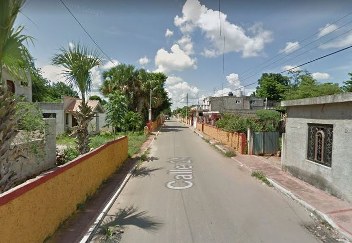 La tragedia se presentó en un domicilio de Tekax. (Google Maps)