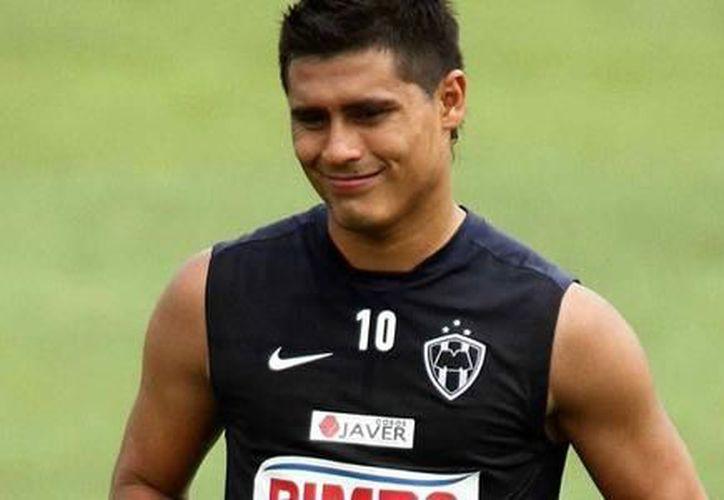 El paraguayo Osvaldo Martínez hizo un gol a favor de las Águilas. (Notimex)