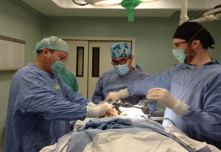 Se cuenta con la infraestructura médica y personal certificado para atender a extranjeros. (Redacción/SIPSE)
