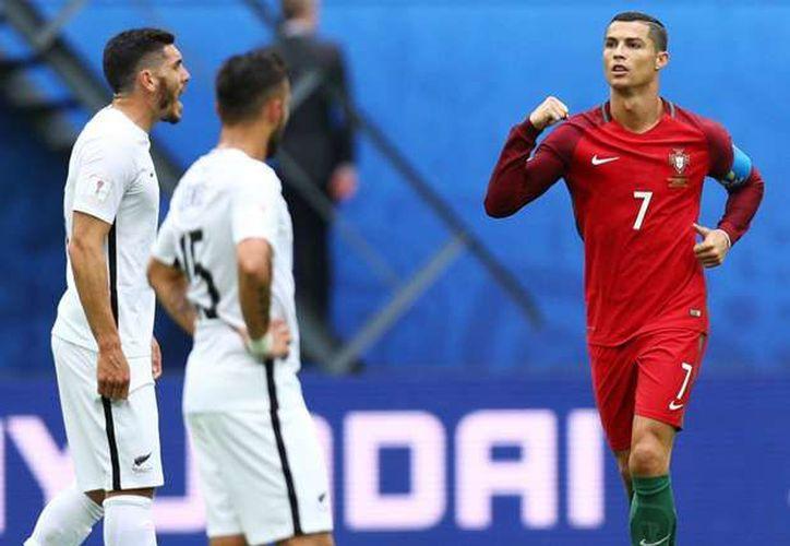 """La semifinal frente a Alemania o Chile sera muy dura, pero tenemos mucha confianza"""", dijo tras el partido. (Foto: Buda mendes)"""